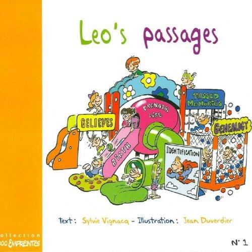 leo's passages sylvie vignacq